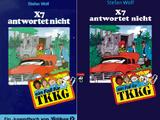 X7 antwortet nicht (Buch)