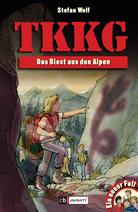115 - Das Biest aus den Alpen (Buch-Cover)