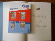TKKG Junior 1 mit Autogramm