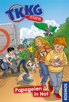 TKKG Junior 5 - Papageien in Not (Buch)