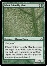 CG06 Friendly Man