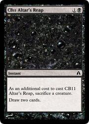 CB11 Altars Reap