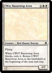 CW07 Razorwisp Aven