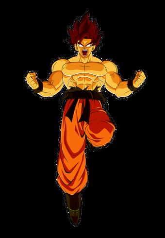 Goku Wiki The King Of Cartoons Fandom