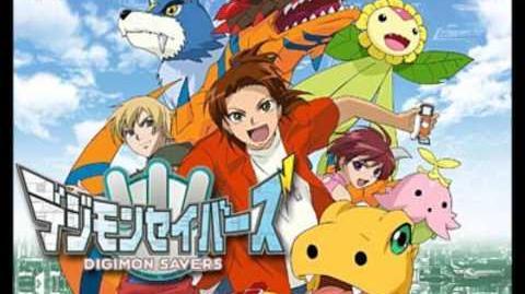 Digimon Savers OP 2 FULL Hirari