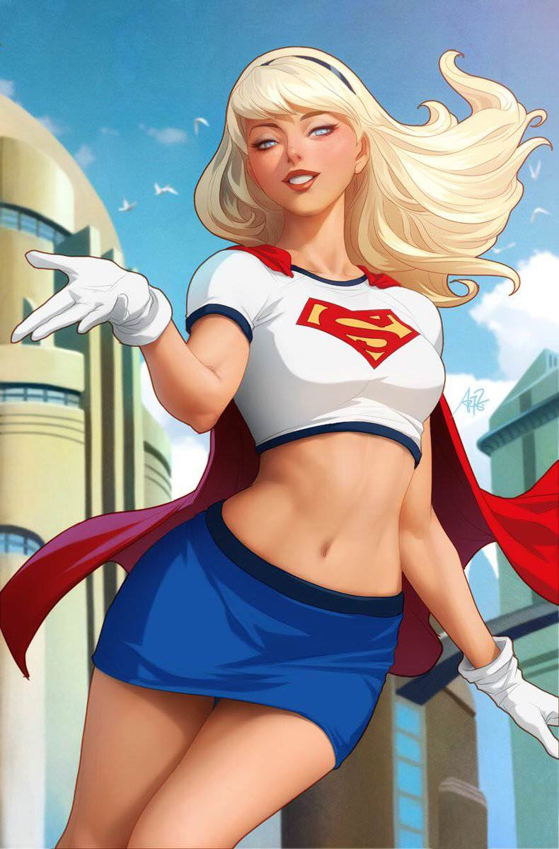 Supergirl | Wiki The King of Cartoons | FANDOM powered by Wikia