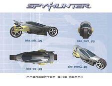 Interceptor motorcylemode