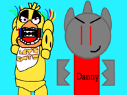 EvilOldChica and Danny