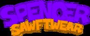 Spencer Sawftwear (video game) logo