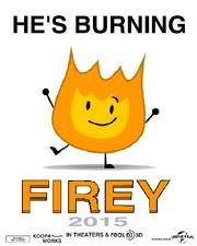 FIREYPoster