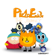 PizzaEat3r The Journey Ubisoft