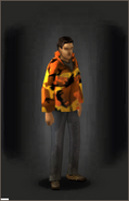 Military Shirt - Fall equipped male