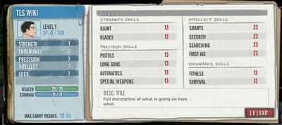 UC-Guide Skills