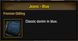 TLSDZ Jeans - Blue
