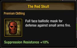 Tlsdz the red skull