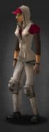 Alpine pants survivor
