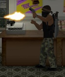 Tauron firing