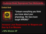 Reprogram Your Motorskills