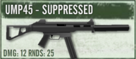 Ump45suppressed