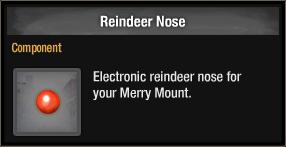 Reindeer Nose 2018