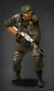 Survivor ak105c