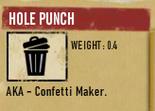 Tlsuc hole punch