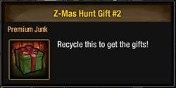 Tlsdz Z-Mas Hunt Gift 2