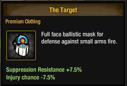Tlsdz the target