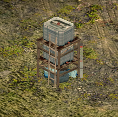 Tlsdz new lvl 8 water storage
