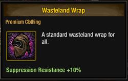 Tlsdz wasteland wrap