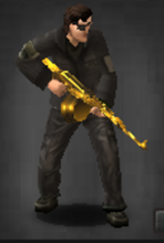 Survivor golden rpk