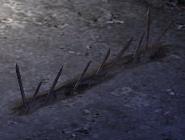 Barrier spike 1