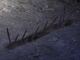 Barrier - Spikes