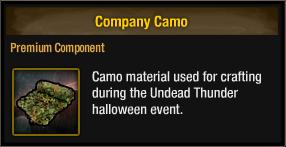 Company Camo
