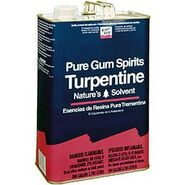 Turpentine real