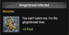 Gingerbread Infected 2017