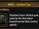 HERC - Combat Top