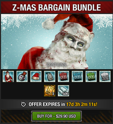 Z-Mas Bargain Bundle