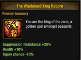 The Wasteland King Reborn