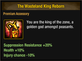 The Wasteland King Reborn