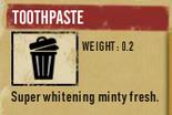 Tlsuc toothpaste
