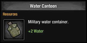 Water Canteen