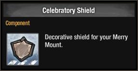Celebratory Shield 2017