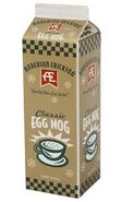 Eggnog real