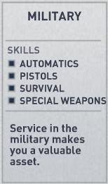 Militaryocc sdw