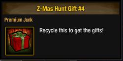 Tlsdz Z-Mas Hunt Gift 4