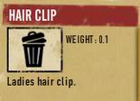 Tlsuc hair clip