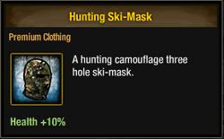 Tlsdz hunting ski-mask