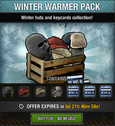 Tlsdz winter warmer pack