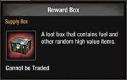 Reward Box in inventory